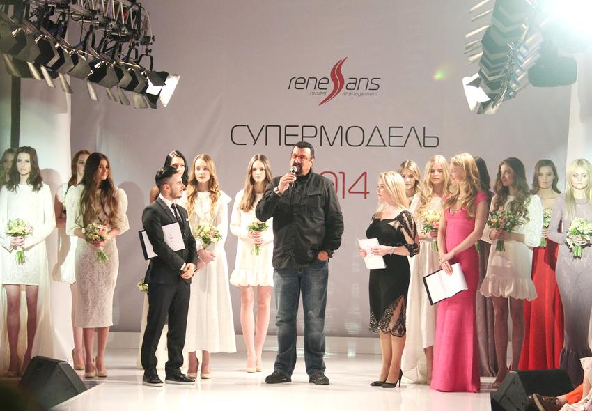 I конкурс модельное агентство